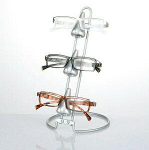 ダルトン グラススタンド for3 DULTON メガネスタンド グラススタンド メガネスタンド メガネ置き 眼鏡スタンド サングラス 収納 リビング 卓上 整理 かっこいい シンプル 鼻 鼻の形 ス