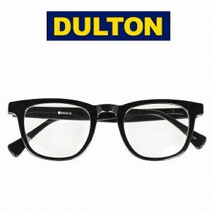 DULTON ダルトン 老眼鏡 ウェリントン ブラック リーディンググラス 黒色 YGJ116BK READING GLASSES 男性用 女性用 男性におすすめ おしゃれ シニアグラス 老眼鏡 メガネ めがね 眼鏡