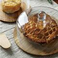 ケーキなどおしゃれにディスプレイ!インテリア小物になるガラスドームで素敵なのを教えて下さい。