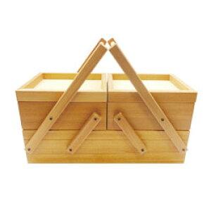 木製 ソーイングボックス ラルース La Luz ソーイング 裁縫箱 収納 ボックス シンプル 救急箱/救急箱/木箱/かわいい/ナチュラル/くすり箱/クスリ箱/おしゃれ【送料無料】