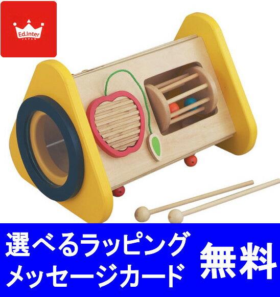 鉄琴 森の音楽会 エドインター/Ed.inter(日本)木のおもちゃ 楽器玩具