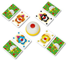 【最大2,000円オフクーポン発行中!】【送料無料】【知育玩具】アミーゴ社 AMIGO 知育カードゲーム ハリガリ・ジュニア HALLI GALLI  カードゲーム