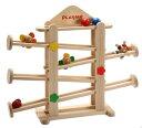 フラワーガーデン Playme スロープトイ プレイミー 木のおもちゃスロープ おもちゃ 0歳 1歳 2歳 誕生日 木の…