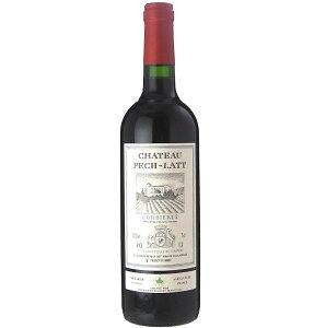 シャトーペシェラ オーガニック 2012 750ml 赤ワイン フランス (g03-4601)