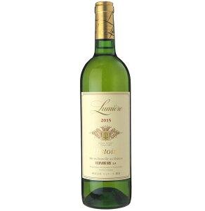 ルミエール イストワール 2015 750ml 白ワイン 山梨 (j01-3917)