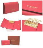 COACH/コーチキーケース(COACHキーケース/コーチ)レガシーレザー6連キーケース49745