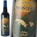 シェリー酒 ボデガス ジュステ ラ モンテリア ペドロヒメネス 17% 750ml 極甘口 スペイン
