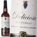 シェリー酒 バルデスピノ デリシオーサ マンサニージャ 5年 15% 750ml スペイン