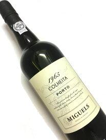 1965年 ミゲル コルヘイタ ポート 750ml ポルトガル