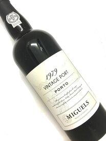1979年 ミゲル ヴィンテージ ポート 750ml ポルトガル