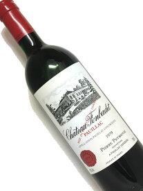 1979年 シャトー フォンバデ 750ml フランス ボルドー 赤ワイン
