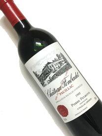 1995年 シャトー フォンバデ 750ml フランス ボルドー 赤ワイン
