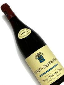 1983年 ピエール ブーレ ジュヴレ シャンベルタン 蔵出し 750ml フランス ブルゴーニュ 赤ワイン