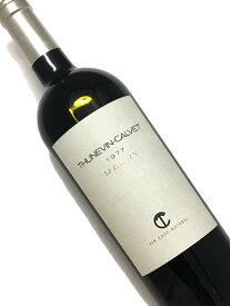 1977年 テュヌヴァン カルヴェ モーリー 750ml フランス 甘口 赤ワイン