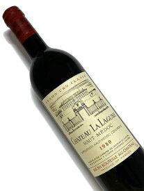 1980年 シャトー ラ ラギューヌ 750ml フランス ボルドー 赤ワイン