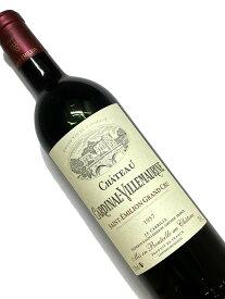 1957年 シャトー カルディナル ヴィルモーリーヌ 750ml フランス ボルドー 赤ワイン