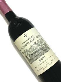 2007年 シャトー ラ ミッション オーブリオン 750ml フランス ボルドー 赤ワイン