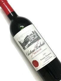 1985年 シャトー フォンバデ 750ml フランス ボルドー 赤ワイン