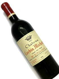 1964年 シャトー コルバン ミショット 730ml シャトー蔵出し フランス ボルドー 赤ワイン