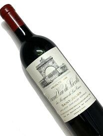 1988年 シャトー レオヴィル ラスカーズ 750ml フランス ボルドー 赤ワイン