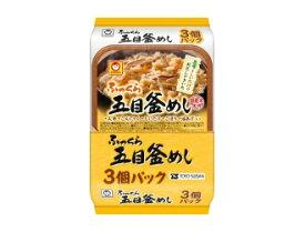 東洋水産 マルちゃん ふっくら五目釜飯 160g 3個パック×8個セット 【区分C】 hs