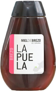 LA PUELA『ラ・プエラ ヒースの蜂蜜 350g』非加熱 生蜂蜜 はちみつ ハチミツ 蜂蜜 天然 スペイン直輸入【スペイン国内養蜂会議最優蜂蜜受賞】