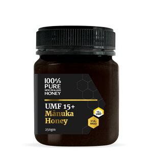 ニールズヤード マヌカハニー スペシャル(UMF15+)MGO514 ニュージーランド産 100%ピュア UMF認定