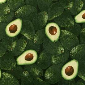 Avocados (USAコットン 生地 布)