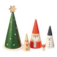 クリスマス/コーンツリー/マークス