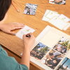 Square to let you make whether photograph mount binder type album pocket refill & log card set is better, and to write