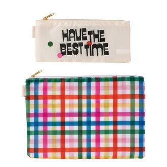 Van dough accessory case porch .2 size set Best Time Block Party ban.do