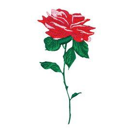 バン・ドー アイロン 刺繍ワッペン Will You Accept This Rose ban.do bando バンドー バンドゥ