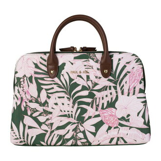 Pole and Joe PC bag carrying case bag tropical jungle PAUL & JOE marks