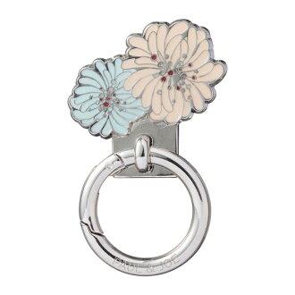 Pole and Joe hold RINGS Co.,Ltd. Maho ring smartphone accessories silver PAUL & JOE marks