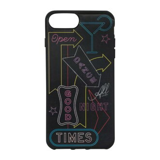 Van dough eyephone case iPhone8Plus, 7Plus, 6sPlus, 6Plus-adaptive smartphone cover (back case) Good Times ban.do