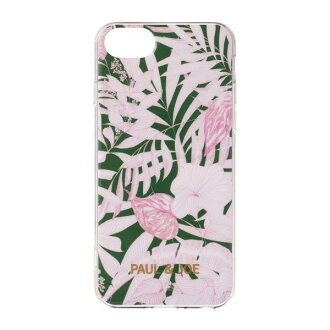 Smartphone cover back case PAUL & JOE tropical jungle marks-adaptive for pole and Joe iPhone8 7 6s for 6