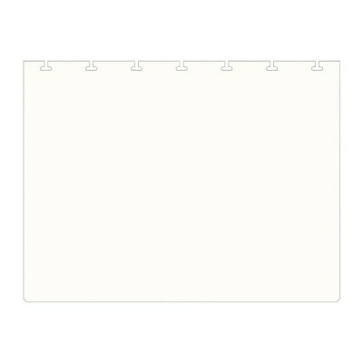 ノートリフィル・D7・A5変型/フレックスノート/無地