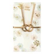 ポールアンドジョー/結婚祝/ご祝儀袋/金封/クリザンテーム/ホワイト/ポール&ジョー/ラ/パペトリー