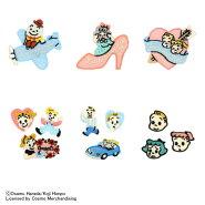 刺繍ステッカー/デコレーションステッカー/「OSAMU/GOODS」/オサムグッズ/原田治/マークス