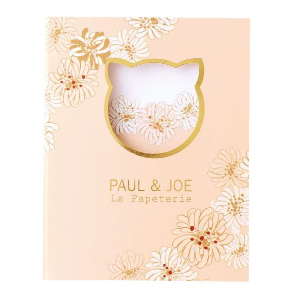 付せん 付箋 セット 手帳 クリザンテーム ポール & ジョー ラ・パペトリー paul & joe