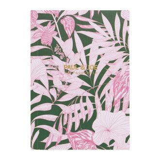 Pole and Joe notebook A6 tropical jungle pole & ジョーラ パペトリーマークス