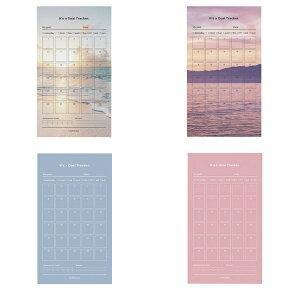 ゴールトラッカー 30days ライフログ PAPERIAN ペーパーリアン 韓国 文房具 ステーショナリー マークス