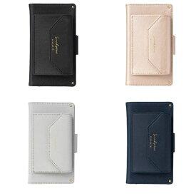 スマホケース 手帳型 全機種対応 5.2インチまでの端末推薦 おしゃれ デジタルアクセサリー マルチサイズ ポケット マークス スマートフォン