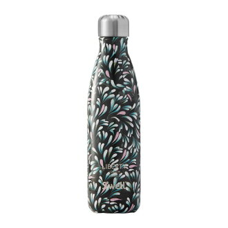 Bottle, 17oz .500 ml S'well( well) liberty visor seed lift water bottle stainless steel Swell well gift present