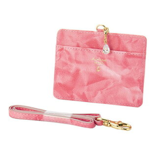 オーキッド side type ID case pink employee ID card lumina sparkle ルミーナスパークル fashion cute lady's marks