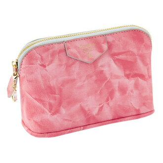 Porch accessory case pink lumina sparkle ルミーナスパークル fashion cute lady's marks with オーキッドマチ