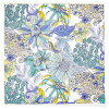 FLORET LONDON flow let London mini-hand towel handkerchief blue Mother's Day gift liberty LIBERTY