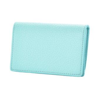ドラリーノレザーネームカードケース card case mint PEDIR ペディール cowhide genuine leather marks
