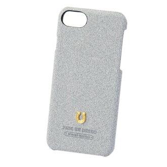 iPhone 8 7 6s 6 smartphone cover back case PEDIR ペディールコーデュロイグレーアイフォン fashion cute marks