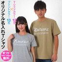 名入れ Tシャツ ギフト 大人 ディズニー WALT DISNEY をイメージした可愛いフォントで作る オンリーワンのオーダーTシャツ 1枚からご注…